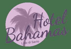 hotel bahamas lido di savio logo
