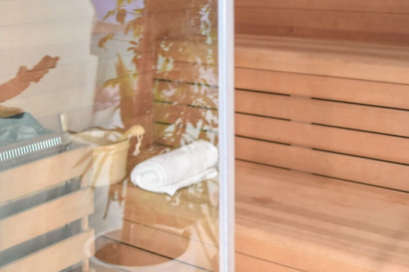 hotel bahamas lido di savio sauna
